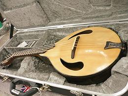 Custom Mandolin (Sold)