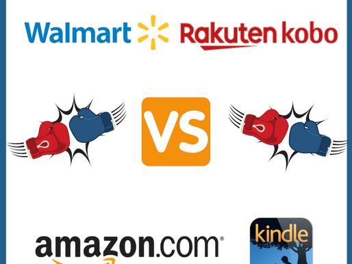 Get Ready to Rumble ... Walmart/Kobo vs. Amazon/Kindle