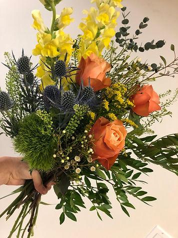 Bouquet charmant - Champêtre