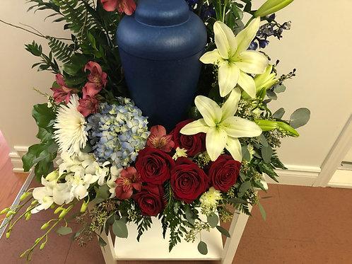arrangement pour urne # 58