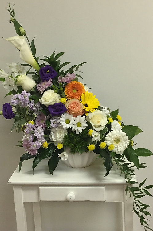 arrangment floral #6