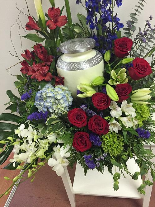 arrangement pour urne # 55