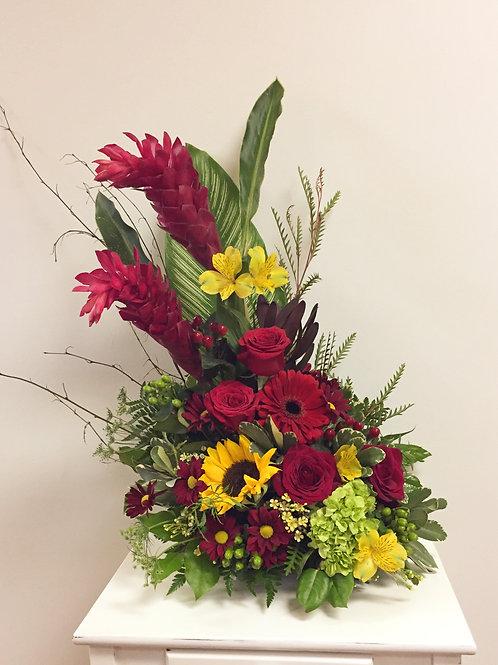 arrangement floral #7
