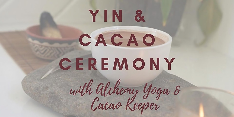 Yin & Cacao Ceremony with Live Music