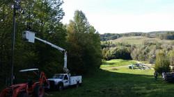Ski Hill Repair