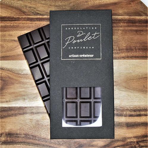 Tablette | chocolat noir