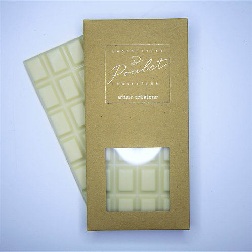Tablette | chocolat blanc