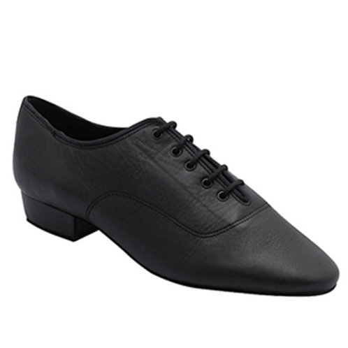 Dansport Basic MT Juvenile Boys- Black Calf