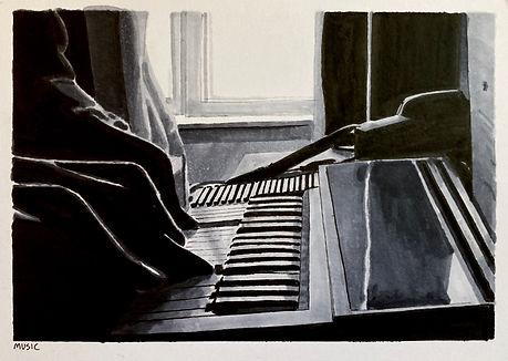 day 27, music (4_x6_ ink).jpg