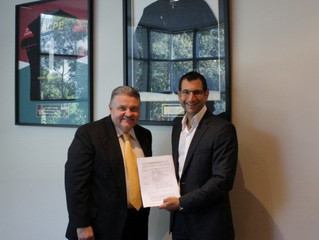 Rise Global signs MOU with Australian College of Physical Education