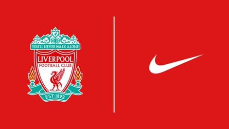 Liverpool F.C. anuncia su fichaje por Nike.
