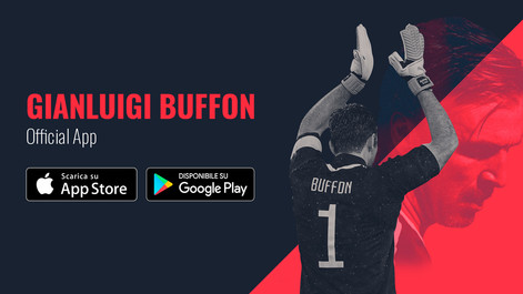 Buffon #1 lanza Official App.