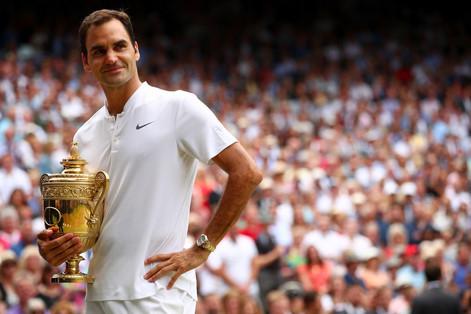 Roger Federer, dilema Nike o Uniqlo.