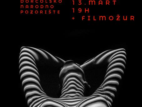 Antropološki film #6 & After Movie party u Dorćolskom narodnom pozorištu - DĆP