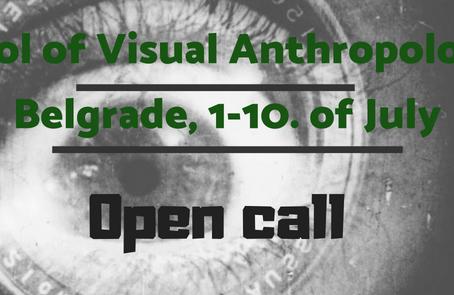 Škola vizuelne antropologije - ŠVA6 - Prvi put internacionalnog karaktera
