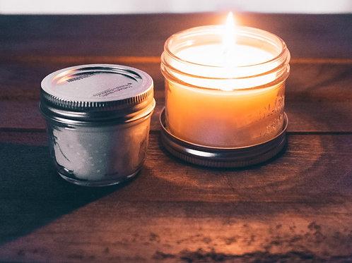 Homemade Candle (4oz)