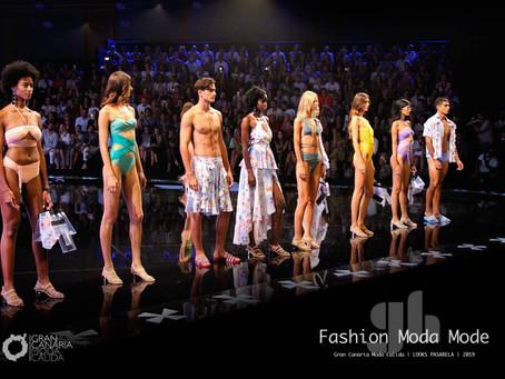Pasarela de Baño Gran Canaria Moda Cálida 2019