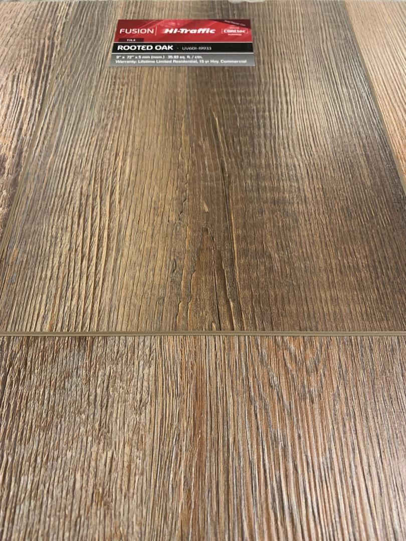 Rooted Oak LVT
