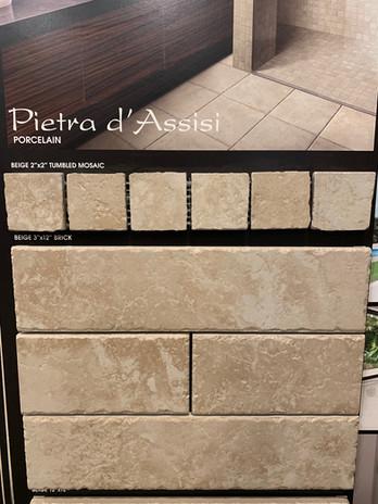 Pietra d' Assisi Tile