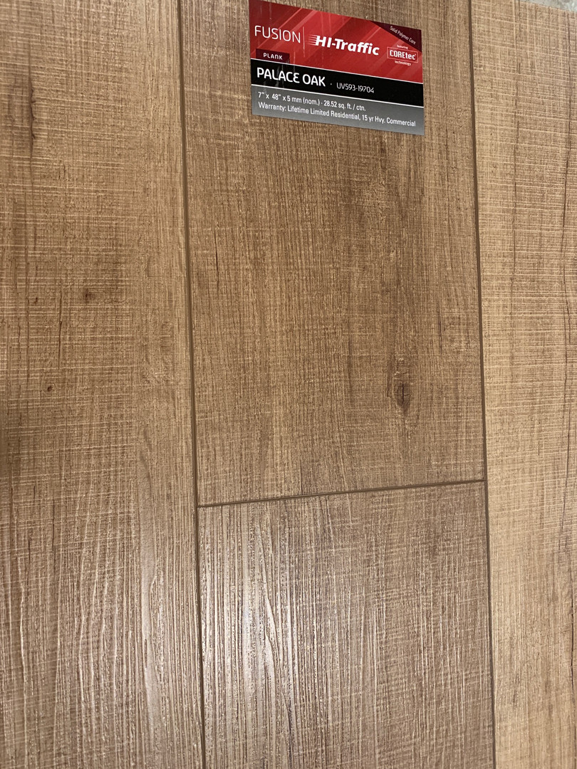 Palace Oak LVT