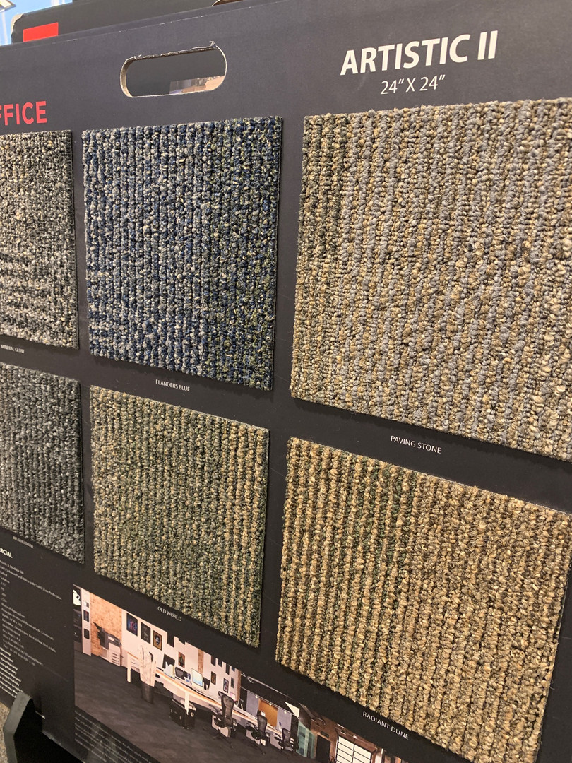 Artistic II Carpet Tile