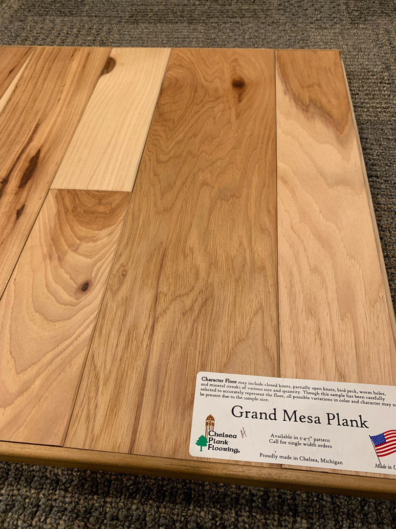 Grand Mesa Plank