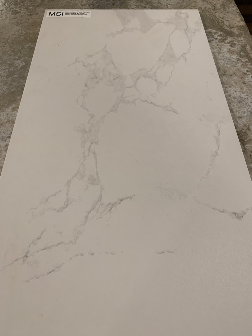 Praia Carrara Tile