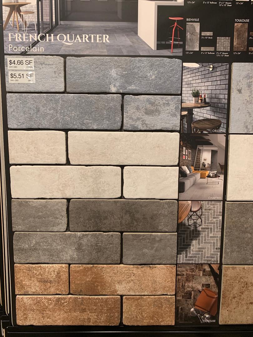 French Quarter Tile