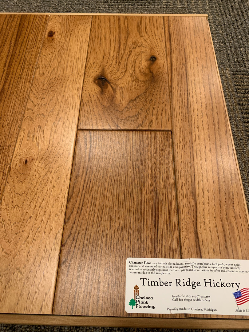 Timber Ridge Hickory