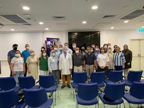 Yeditepe Üniversitesi 3. Ozon Tedavisi Kursu