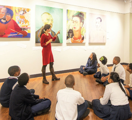 Continue your educational journey at Central Brooklyn Ascend Middle School!