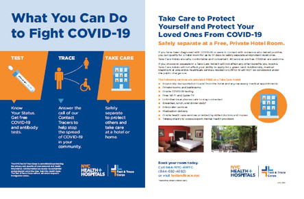 What you can do to fight COVID-19
