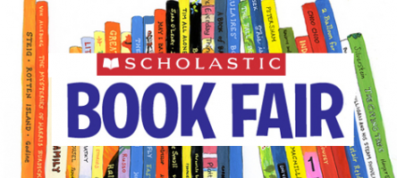 Scholastic Book Fair Begins on Thurs. 4/19!