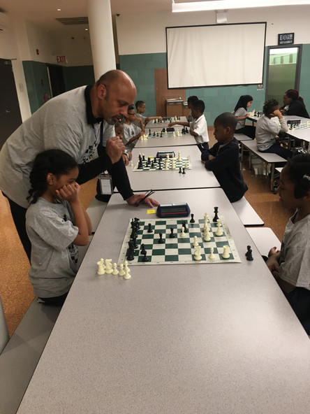 2nd ANNUAL CHESS INVITATIONAL - March 13th, 2020