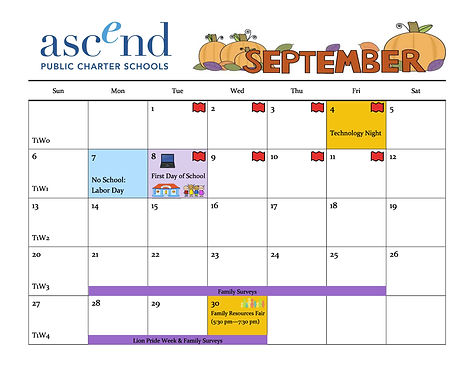 Lefferts Gardens Expanded Calendar 20-21