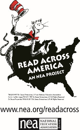 Read Across America & CBACS Book Swap - Friday, March 8th