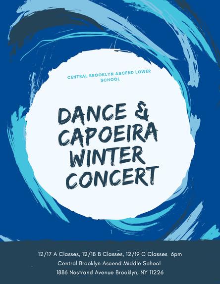 Dance & Capoeira Show - December 17th-19th, 2018
