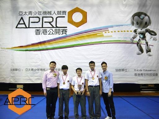 2015 香港選拔賽 花絮