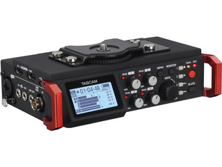 Tascam DR-701D 6-Track Field Recorder for DSLR Coming January 2016