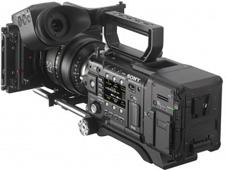 Sony's New AXS-R7 Recorder Enables 120fps 4K RAW on the F55