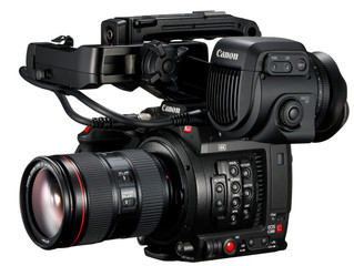 Canon Announces EOS C200 Internal 4K Cinema RAW