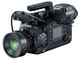 New! Canon C700