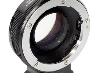 "Metabones® Adds ""Native"" AF and Smooth Iris to EF Mount Speed Boosters® and Smart Adapters"