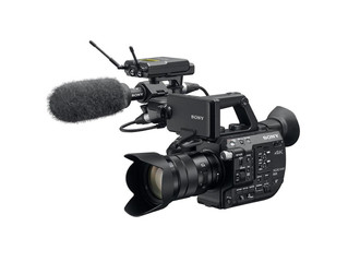Sony PXW-FS5 4K XDCAM Camera System with Super 35 CMOS Sensor