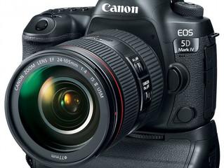 New Canon 5D Mark 4