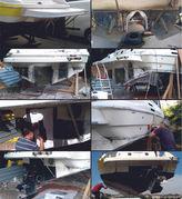 sea taxi repair