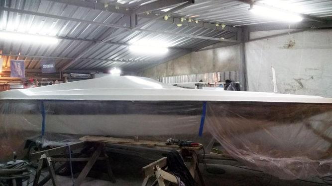 marin boat repair & paint