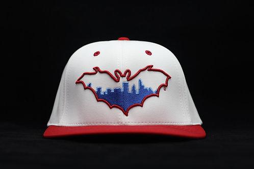 BatCity White/Red/Blue