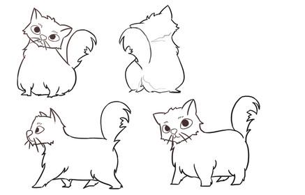 Cat Turnarounds