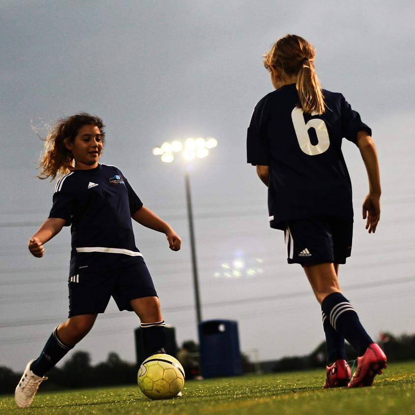 Girls Soccer Tryouts!!